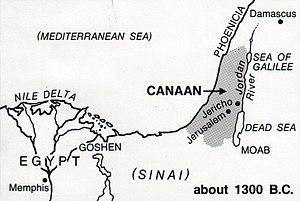 canaan wikipedia