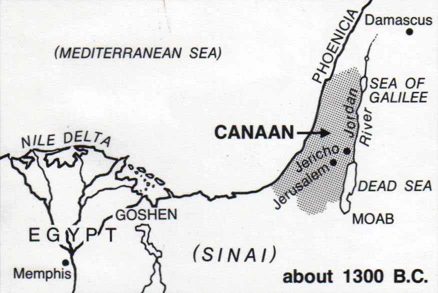 Canaan (PSF)