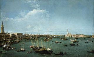 Bacino di San Marco, Venise