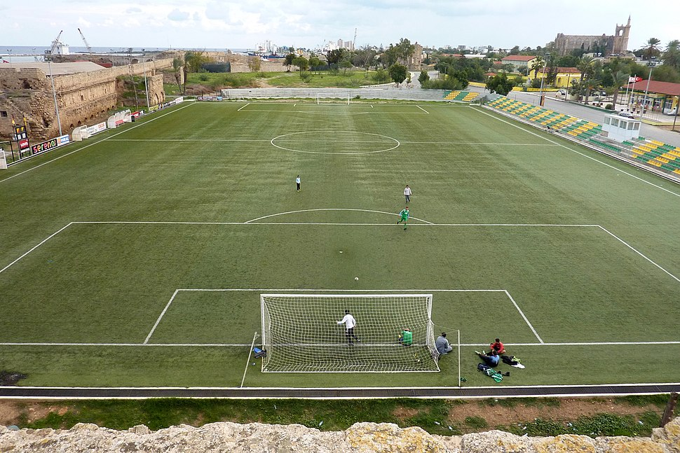 Canbulat stadium Famagusta