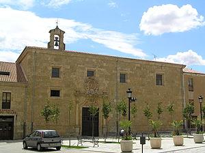 Ciudad Rodrigo - Capilla de las Franciscanas Descalzas (built in 1739).