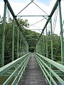 Capon Lake Whipple Truss Bridge Capon Lake WV 2009 07 19 10.jpg