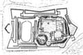 Carisbrooke Castle 1825 plan.png