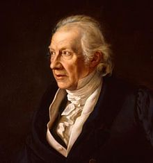 Carl Friedrich Zelter, Gemälde von Carl Joseph Begas, 1827 (Quelle: Wikimedia)