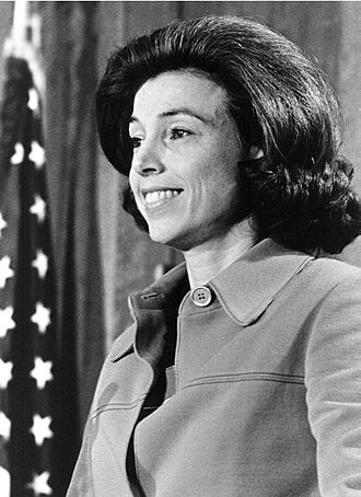 United States Department of Justice Civil Division - Carla Anderson Hills, the first woman Assistant Attorney General
