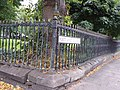Carlisle - Wall And Railings Around Central Gardens - 20180916144410.jpg
