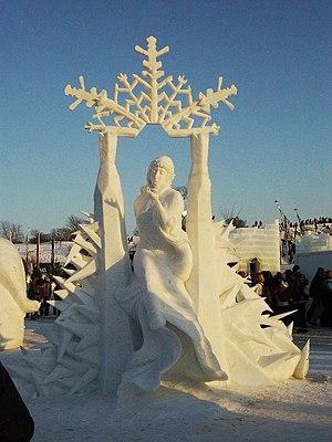 Quebec Winter Carnival - Image: Carnaval du Quebec 2005
