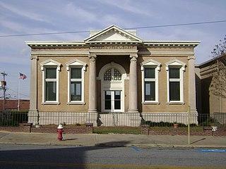 Cordele Commercial Historic District