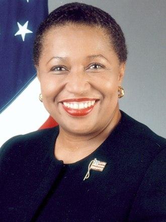 2011 Chicago mayoral election - Image: Carol Moseley Braun NZ (1)