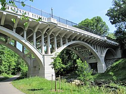 Carroll Avenue Bridge - Takoma Park, Maryland 01.jpg