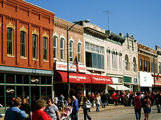Carthage, Missouri City in Missouri, United States
