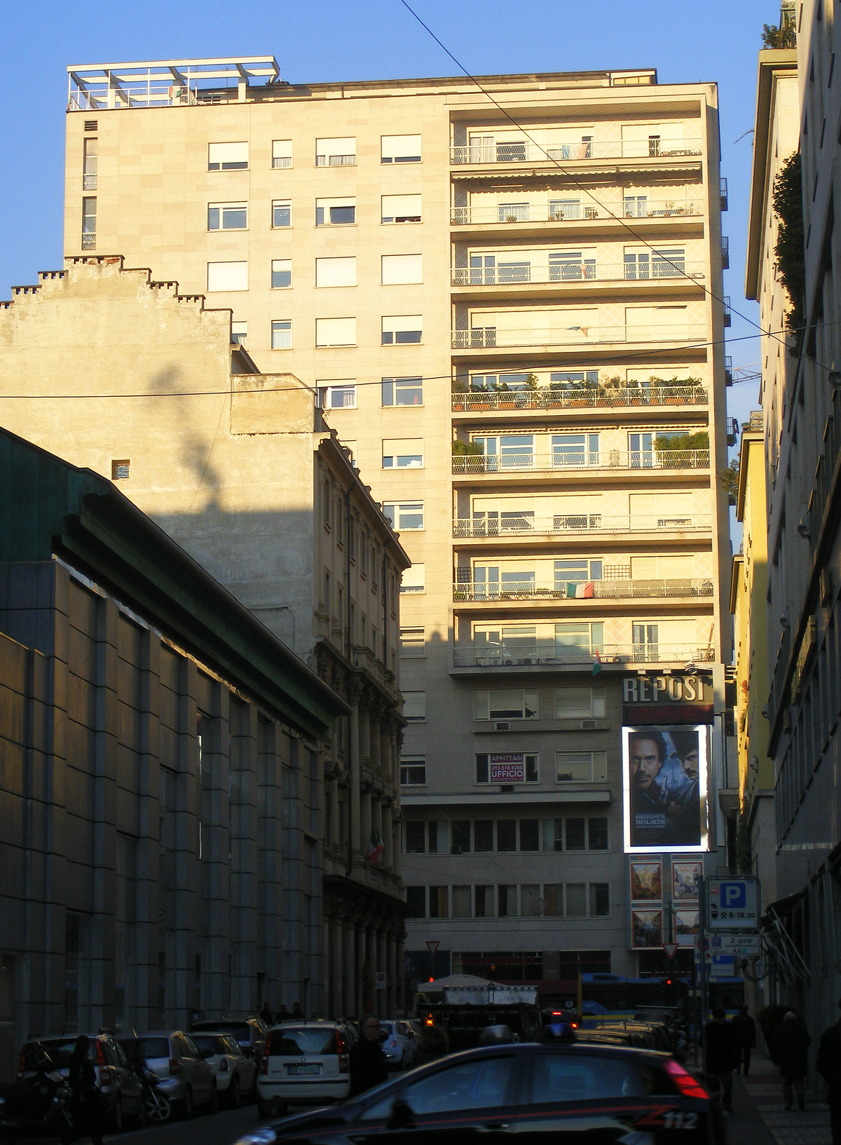 Casa saiba wikipedia - Casa delle lampadine torino ...