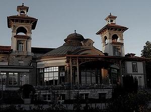 Montbenon - Image: Casino de Montbenon, Lausanne
