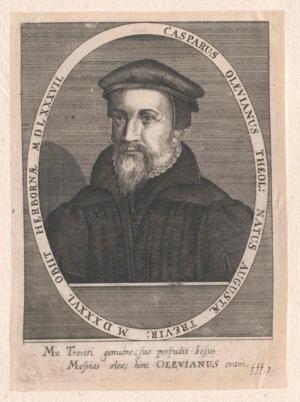 Caspar Olevian - Caspar Olevian