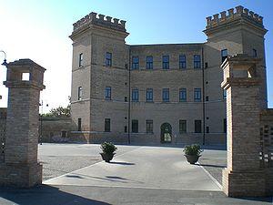 Mesola - Mesola Castle