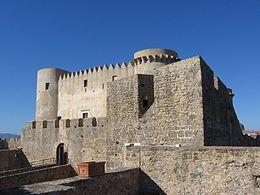 Το νορμανδικό κάστρο της αγίας