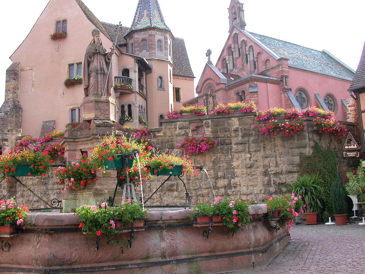 Eguisheim travel guide at wikivoyage - Office du tourisme eguisheim ...