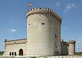Castillo de Arevalo - fachada Sur.jpg