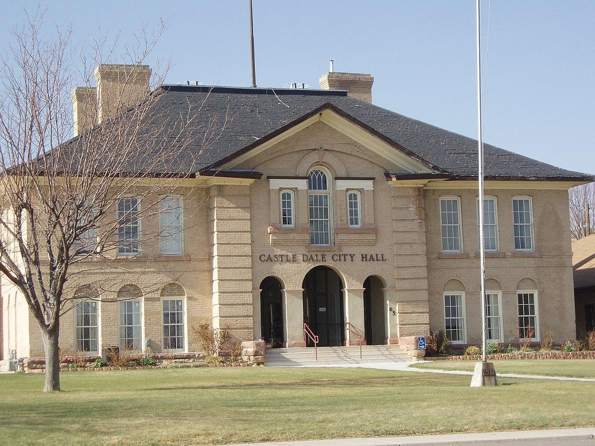 Foyer Museum Utah : Castle dale utah wikipedia