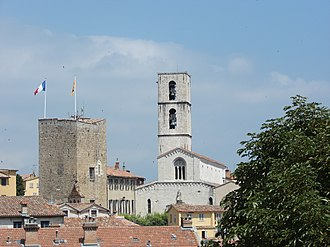 Roman Catholic Diocese of Grasse - Grasse Cathedral (Notre-Dame-du-Puy)