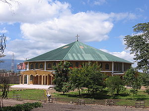 Αρούσα: Cathedral of Arusha