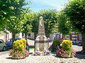 Cauffry (60), monument, rue du 1er septembre.jpg