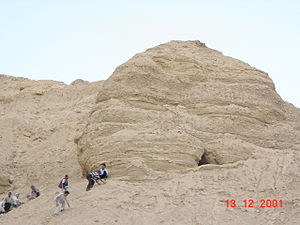 7Q5 - The 7th Cave at Qumran, where 7Q5 was found.