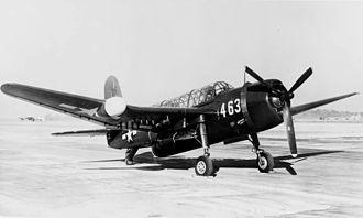 Consolidated TBY Sea Wolf - A production TBY-2