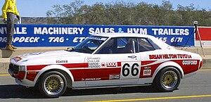 1978 Hardie-Ferodo 1000 - Harris/Clark Toyota Celica
