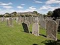 Cemetery in Kirkton of Oyne - geograph.org.uk - 516269.jpg