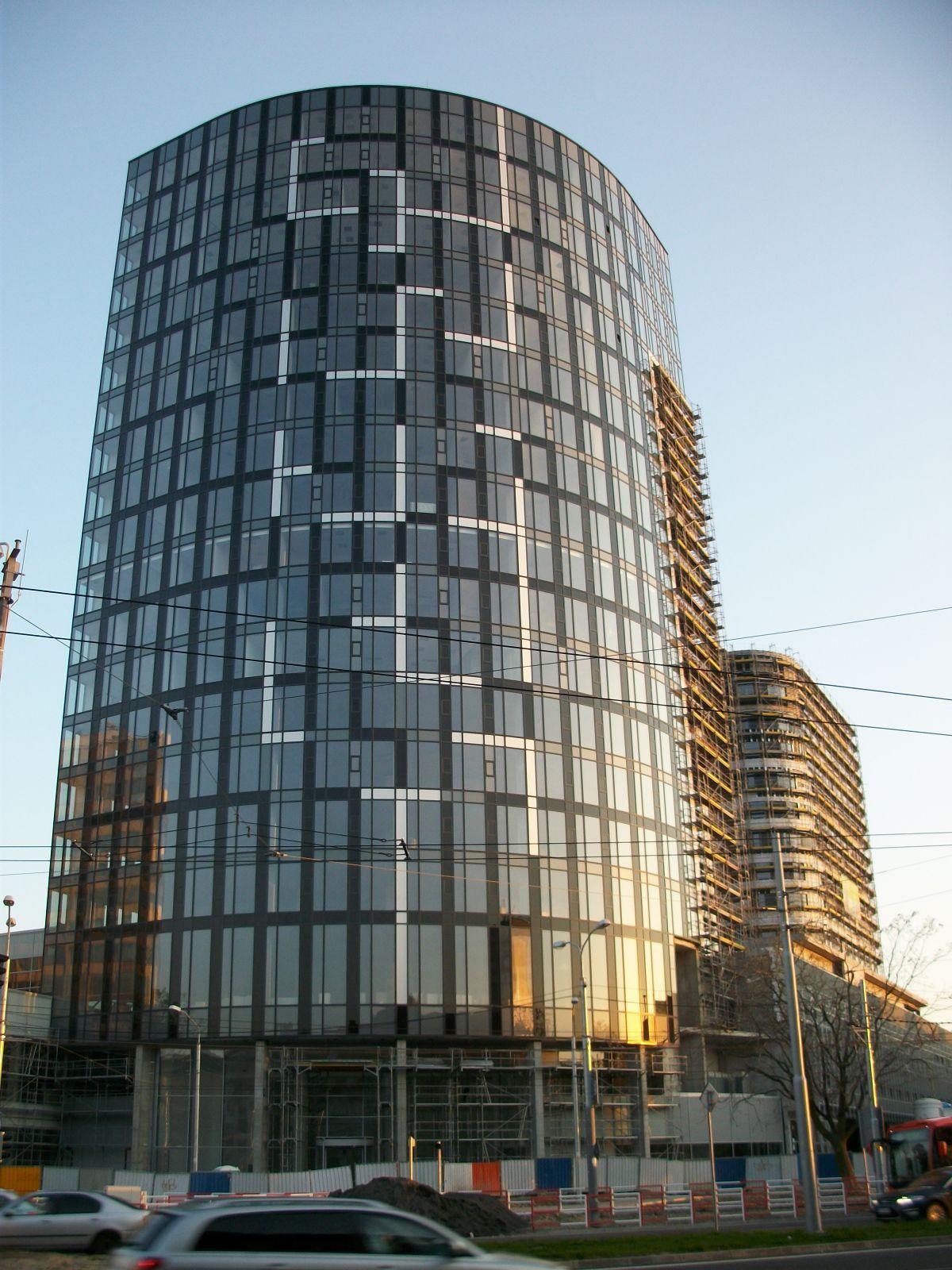 a11f0ecde1 Centrál (polyfunkčná budova) – Wikipédia