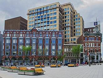 Central Chambers (Ottawa) - Image: Central Chambers, Ottawa