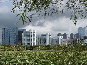 Zhoushan - Zhoushan cityview