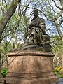 Central Park NYC - Walter Scott sculpture - IMG 5650.JPG