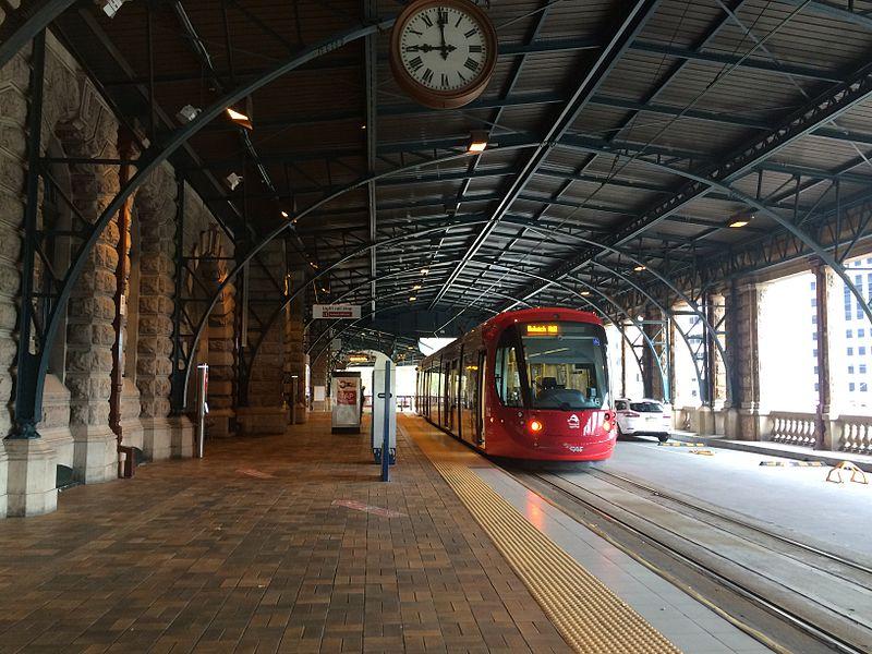 Sistema de transporte público de Sydney