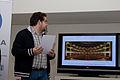 Ceremonia de entrega de premios Wiki Loves Monuments España 2014 - 03.jpg