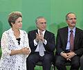 Cerimônia de posse dos novos ministros no Palácio do Planalto. (21792322189).jpg