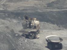 low Strip wall mining
