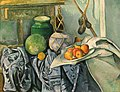 Cezanne, Still life witth a Ginger Jar and Eggplants.jpg