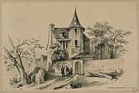 Château d'Antichan (Pyrénées) - Fonds Ancely - B315556101 A MALBOS 1 021.jpg