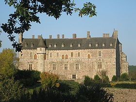 Image illustrative de l'article Château de la Roche-Jagu