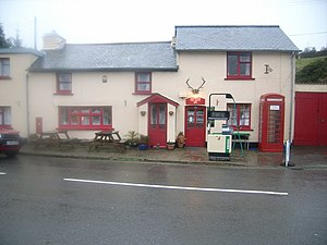 Challacombe - Image: Challacombe Post Office and Telephone kiosk geograph.org.uk 629755