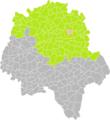 Chançay (Indre-et-Loire) dans son Arrondissement.png