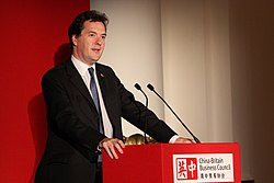 At the China–Britain Business Council in 2011 (Image: FCO)