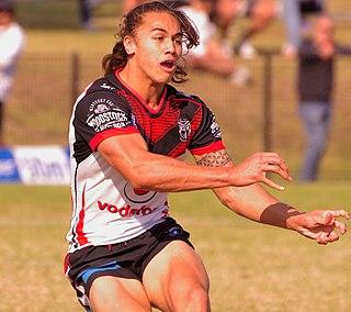 Chanel Harris-Tavita New Zealand rugby league footballer
