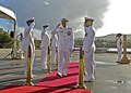 Change of command ceremony 140131-N-CO162-070.jpg