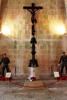 Tomb of the Unknown Soldier (Portugal) war memorial in Portugal