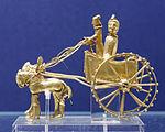 Модель колесницы из Оксусского клада