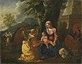 Charles Poërson (Umkreis) - Ruhe auf der Flucht nach Ägypten - 1207 - Bavarian State Painting Collections.jpg