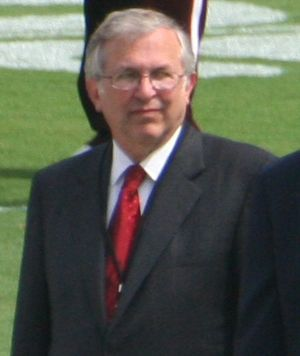 Charles W. Steger - Image: Charles Steger ECU